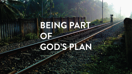 Being Part of God's Plan – Ps Ian Jagelman